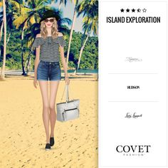 Covet Fashion - Island Exploration 🛩 3.87 (3.76 from votes)