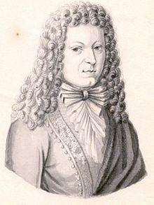 Johann Kuhnau (6 de abril de 1660 en Geising - 5 de junio de 1722 en Leipzig) fue un compositor alemán del Barroco, intérprete del órgano y el clave.