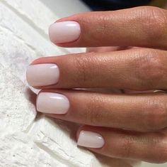 nails pink and white \ nails pink . nails pink and white . nails pink and black . nails pink and blue . nails pink and gold Neutral Nails, Nude Nails, Coffin Nails, Neutral Wedding Nails, Ivory Nails, Wedding Gel Nails, Wedding Nails For Bride, Wedding Nail Polish, Blush Nails