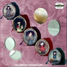 Espejos de Bolsillo Gorjuss