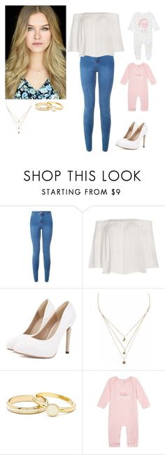 """""""Polly Cooper"""" by charmedgreys ❤ liked on Polyvore featuring New Look, Liz Law and bluezoo"""