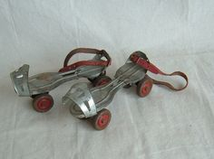 Vintage pair of Globe Union Inc. Menomonee Falls by DivaInTheDell, $15.00