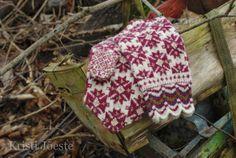 Kristi Jõeste blogi: Hargla suurhelbed  kindad gloves