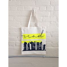 Read Books Screen Printed Canvas Tote Bag by Capitalbprinting, $18.00