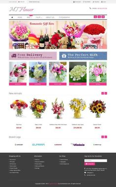 MT Flower - Flower Magento Theme -- Would you like to build online flower store with ecommerce functions of Magento? And do you really need a fascinating design for your online flower store? Then, MT Z1 is your choice to go.