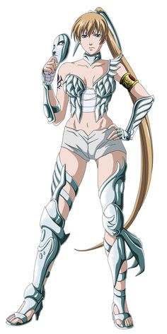 Yuzuriha  Saint Seiya - The Lost Canvas