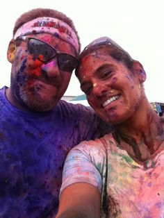 Color Me AWESOME | Blubber to Runner - My Quest to Total Health