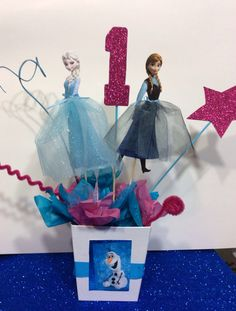 Disney Frozen Princesses Elsa and Anna by FantastikCreations