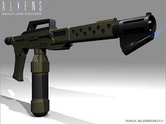 M240 Incinerator (Flamethrower)