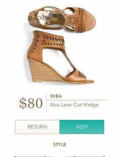 f556f908ebf1 DIBA Alva Laser Cut Wedge from Stitch Fix. https   www.stitchfix