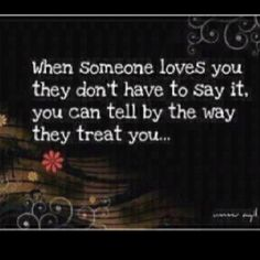 respect…so true….I have never been treated so amazingly well !!!!! CB
