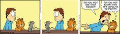 Garfield Comic Strip, March 26, 2015 on GoComics.com