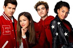 The Disney Channel movie, High School Musical, that launched the careers of Zac Efron and Vanessa Huggins, is back with a brand-new reboot. This time, it's a TV series called High School Musical: The Musical: The … High School Musical, Glee, National Geographic, Pixar, Disney High Schools, Disney Channel Movies, Netflix, Reality Shows, Drama Teacher