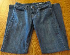 Gap Denim Jeans Womens Size 4R Curvy Fit Stretch Boot Cut #GAP #BootCut #fashion #style #ebay #curvyfit