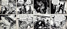 Milton Caniff , Classic Cartoonist