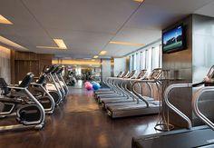JW Marriott Hotel Chongqing Fitness Center