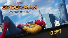 Sony Pictures has released a new tv spot for its upcoming movie Spider-Man: Homecoming during the NBA Finals. Tom Holland is Peter Parker/Spider-Man who was introduced on Captain America : Civil [ … ] Spider Man Homecoming Trailer, Spiderman Home, Homecoming Posters, Best Marvel Movies, Latest Movies, Avengers, Nerd, Green Goblin, Man Movies