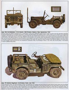 Jeep WWII