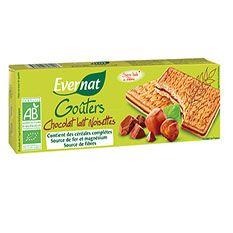 Naturalia, magasins bio et nature - gouters-cacao-lait-150g - epicerie-sucree - biscuits-au-chocolat