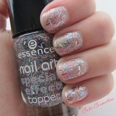 Essence Nail Art Special Effect Topper 15 Glitter on me