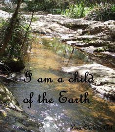 ☯☮ॐ American Hippie Psychedelic Art Quote ~  Earth