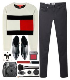 """""""#713 Manon"""" by blueberrylexie ❤ liked on Polyvore featuring Topshop, PhunkeeTree, Tommy Hilfiger, Gucci, Kim Kwang, Christian Dior, Urban Decay, Smashbox, MAC Cosmetics and Acne Studios"""