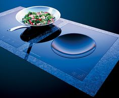 ceramic induction wok hob from Kuppersbusch