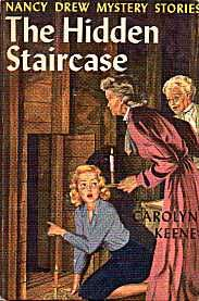 Nancy Drew Mystery Stories - read them all, and read them again and again. Best girls' books in the 50's
