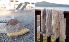 Midsummer Baby Blanket   *Free pattern download