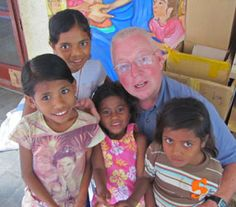 Mount St. Mary's University President Powell, who recently announced he is stepping down, has donated his time and money to help the impoverished nation of East Timor. His daughter and her husband became the first Americans to adopt an East Timor child.