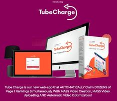 Tube Charge Agency Review OTO by Joshua Zamora - Amazing New Web-App Delivers Free, Targeted Buyer-Traffic In 48 Hours Or Less By Automatically Ranking Dozens Of Videos On Page 1 Of Google And Youtube, Simultaneously How To Get Clients, Competitive Analysis, Marketing Tools, App, Videos, Amazing, Google, Youtube, Free