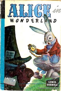 uncommonbooks: Lewis Carroll books at Browsers Uncommon Books
