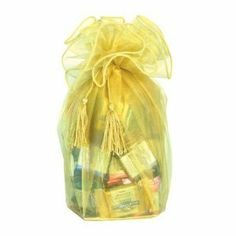 Ghirardelli Chocolate Organza Wrapped Chocolates