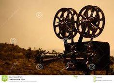 Image result for antique movie camera