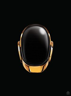 Daft Punk Fan Art – Animated Vector Inspiration