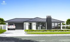 Cheap House Plans, Metal House Plans, Free House Plans, House Layout Plans, House Layouts, Contemporary House Plans, Modern House Plans, House Designs Ireland, Single Floor House Design