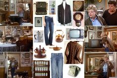 The Charm of Coziness by Exploring Jessica Fletcher's Closet