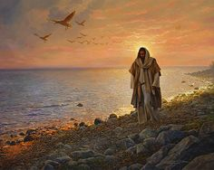 In the World, Not of the world | Greg Olsen | Up to 30 x 40