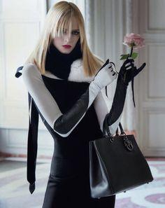 Dior 'Secret Garden 2' Versailles' Ad Campaign By Inez #Daria Strokous