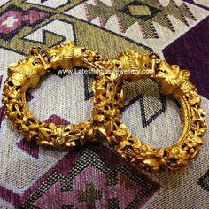Lion Head Design Gold Kadiyam
