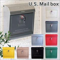 【ポスト】 レトロなアメリカンデザイン 大開口の郵便受け/POST。【ポイント10倍】【ポスト 郵便受け】 U.S. Mail box (ユーエスメールボックス) TK-2075 ARTWORKSTUDIO (アートワークスタジオ) 【送料無料】【NP後払いOK】郵便ポスト 壁付け 壁掛け / 北欧風 北欧デザイン アメリカン