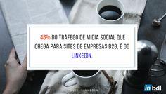 Curso de Linkedln para Negócios  #linkedin #socialmedia #b2b #midiassociais #site #sales #socialselling #linkedln #negocios
