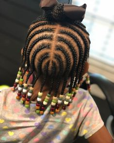 Lol so y'all know I'm sick of tribal right about now! This style has kicked … Lol so y'all know I'm sick of tribal right about now! This style has kicked up again 😂😂 Box Braids Hairstyles, Toddler Braided Hairstyles, Toddler Braids, Lil Girl Hairstyles, Braids For Kids, Girls Braids, Hairstyles Pictures, Kid Braids, Tree Braids