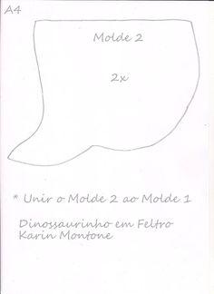 (40) Feltro Fácil - Moldes e Apostilas