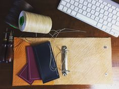 Made by hand leather sleeves for your pens and for your planner Leather Sleeves, Leather Journal, You Bag, Planners, Pens, Etsy Seller, Bullet Journal, Make It Yourself, Unique Jewelry