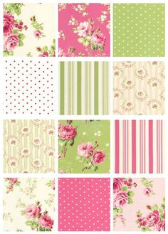 Grand Revival Designs, fabric by Tanya Whelan
