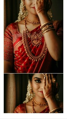 All Details You Need to Know About Home Decoration - Modern Kerala Hindu Bride, Bridal Sarees South Indian, South Indian Wedding Saree, Indian Bridal Outfits, Indian Bridal Fashion, South Indian Bride Jewellery, Punjabi Wedding, Indian Weddings, Romantic Weddings