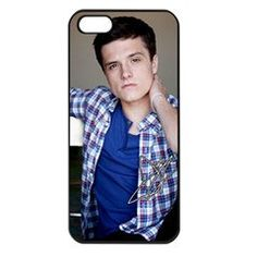 Josh Hutcherson iPhone 5 Case Cover Seamless Snap-On for Protection 03