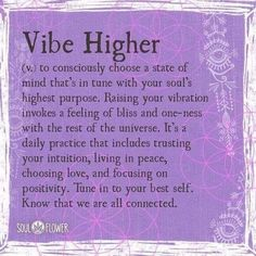 Raise your Vibration Buds ~ tag a friend who is tuned in! Raise your Vibration Buds ~ tag a friend who is tuned in! Spiritual Enlightenment, Spiritual Growth, Spiritual Awakening, Spiritual Path, Yoga, Along The Way, Positive Affirmations, Positive Vibes, Workout