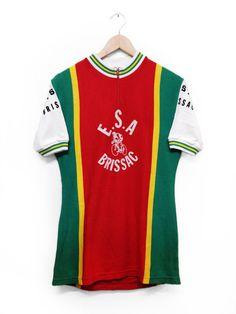 Vintage cycling jersey Made in France Vintage Jerseys 53cd28cb2